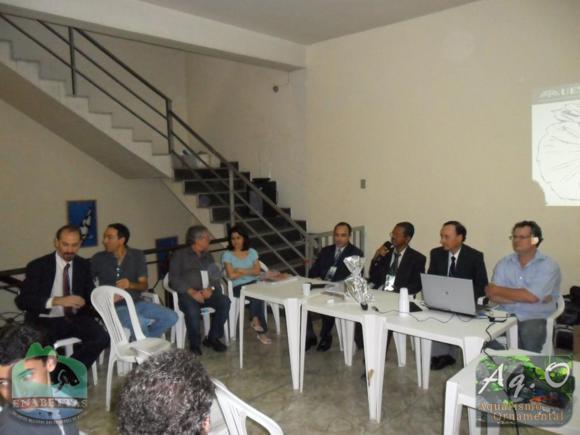 """ENABETTAS 2011 - Palestra """"Sucesso na produção de Bettas em escala comercial"""" com Dr. Manuel Vasquez (UENFA)"""