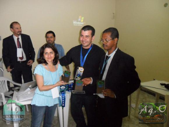 ENABETTAS 2011 - Rômulo (Jr. Bettas) - 1º, 2º e 3º colocado