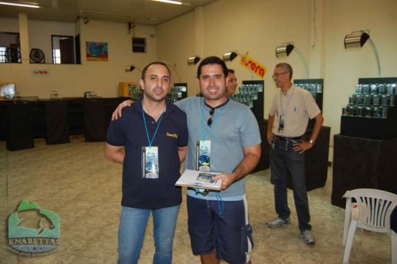 Fernando Mesquita e Marcus Gouvea, vice presidente e diretor de Marketing da AQUORIO