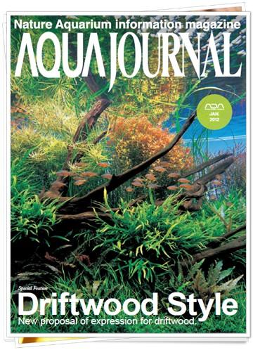 ADA Aqua Journal Janeiro 2012