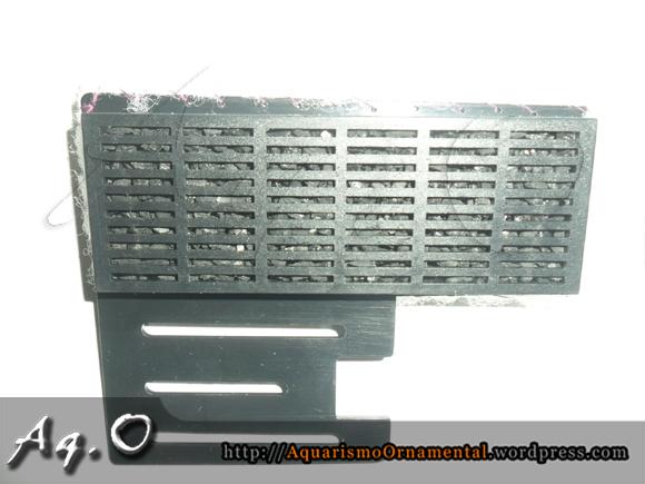 Reciclando refil de filtro Atman HF-0100