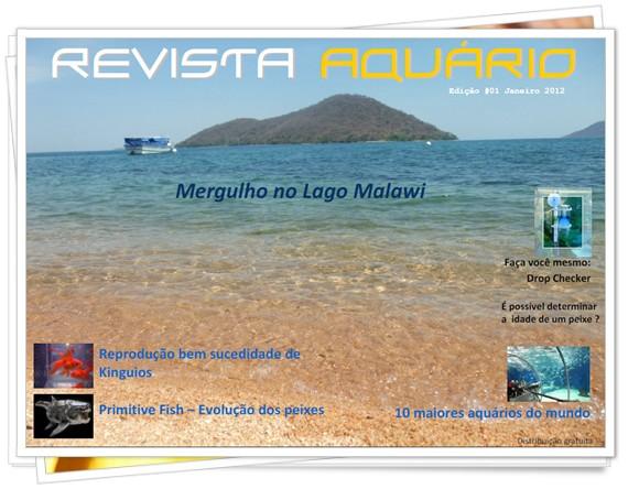 Revista Aquário 1