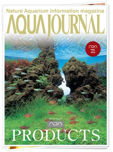 ADA Aqua Journal Fevereiro 2012